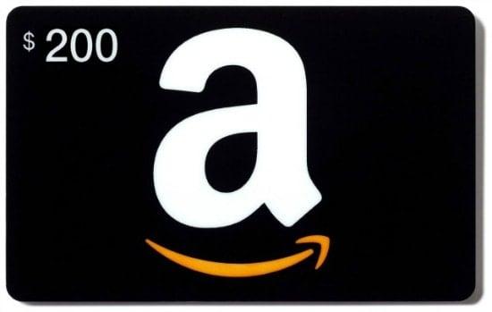 $200 amazon