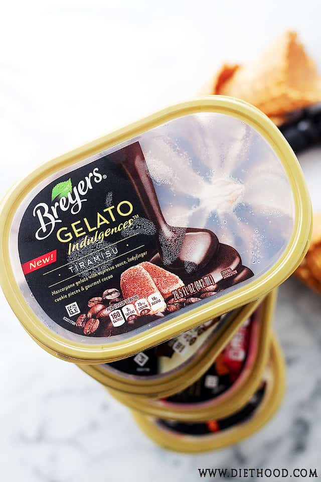 Breyers Gelato Indulgences for Date Night