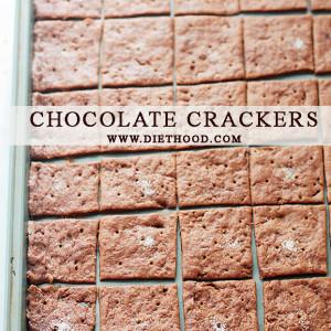 Chocolate Crackers