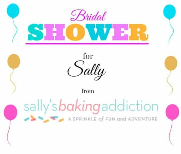 Sally's Shower