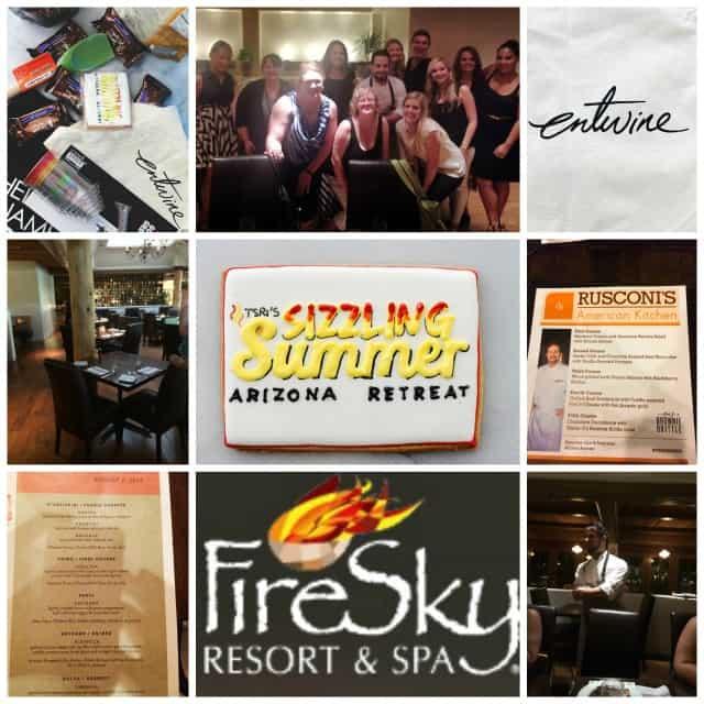 TSRI Blogger Retreat Vanilla Bean Mashed Potatoes | Sizzling Summer Retreat on Thingamajig Tuesdays