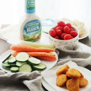Hidden Valley Ranch and Veggies