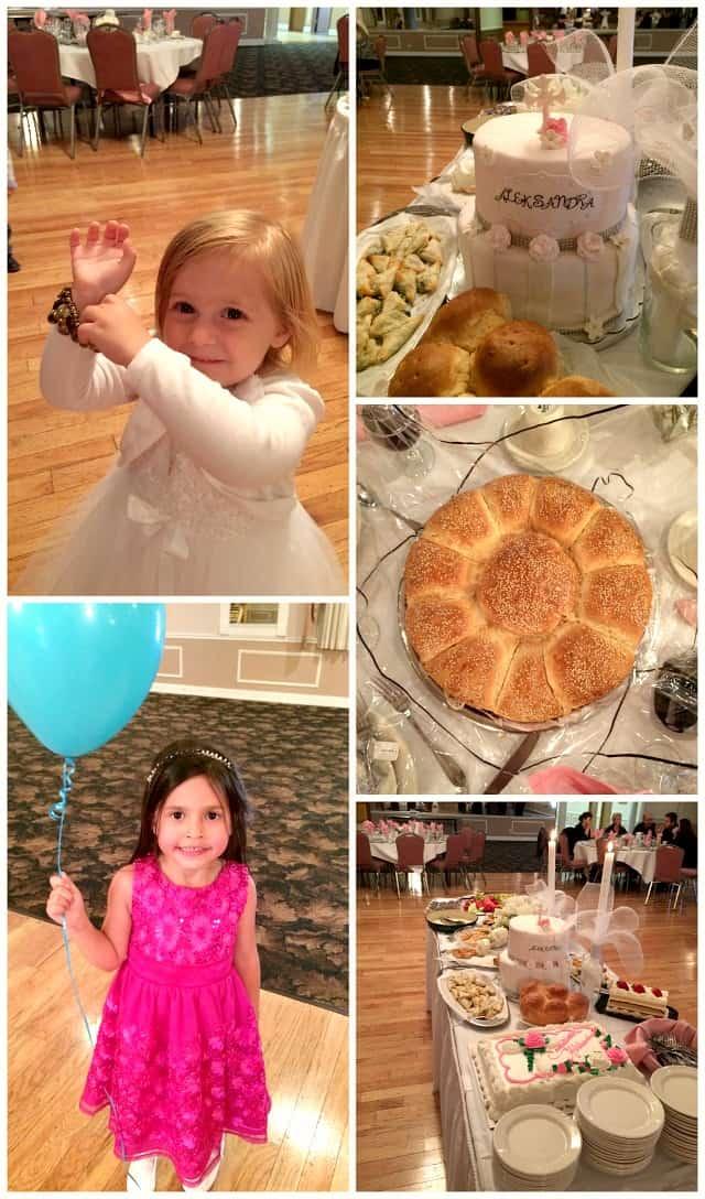 Aleksandra's Big Day