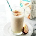 Apple Pie Smoothie | www.diethood.com | The taste of apple pie in a delicious and healthy Smoothie.