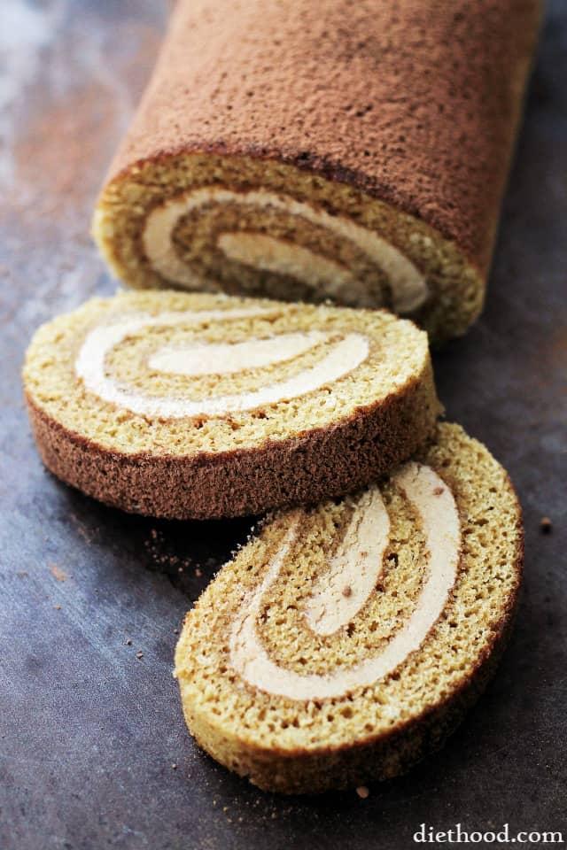 Make Tiramisu Sponge Cake