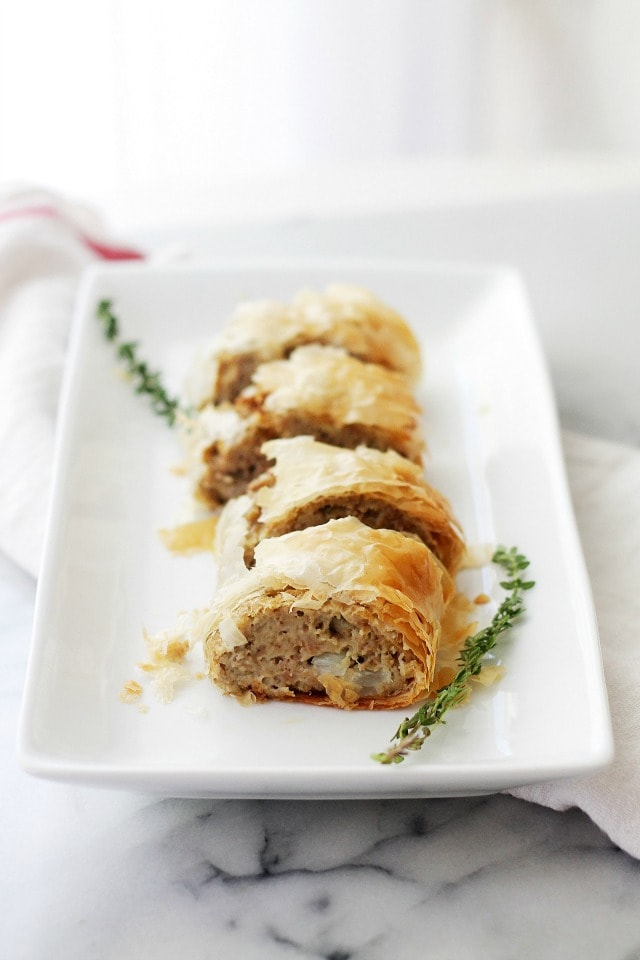 Turkey Meatloaf Wellington – Delicious and extremely flavorful ...