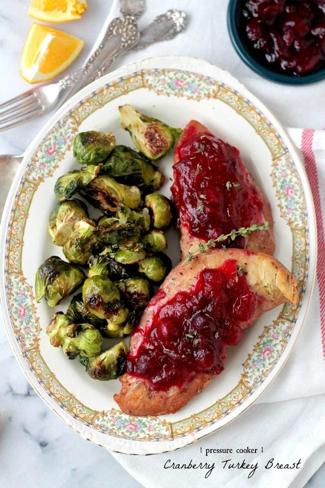 Cranberry Turkey Breast Recipe Diethood