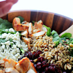 Cherry Walnut Chicken Salad