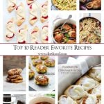 Best of 2014: Top 10 Reader Favorite Recipes | www.diethood.com | A collection of 2014's most visited recipes on Diethood.