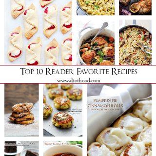 Best of 2014: Top 10 Reader Favorite Recipes