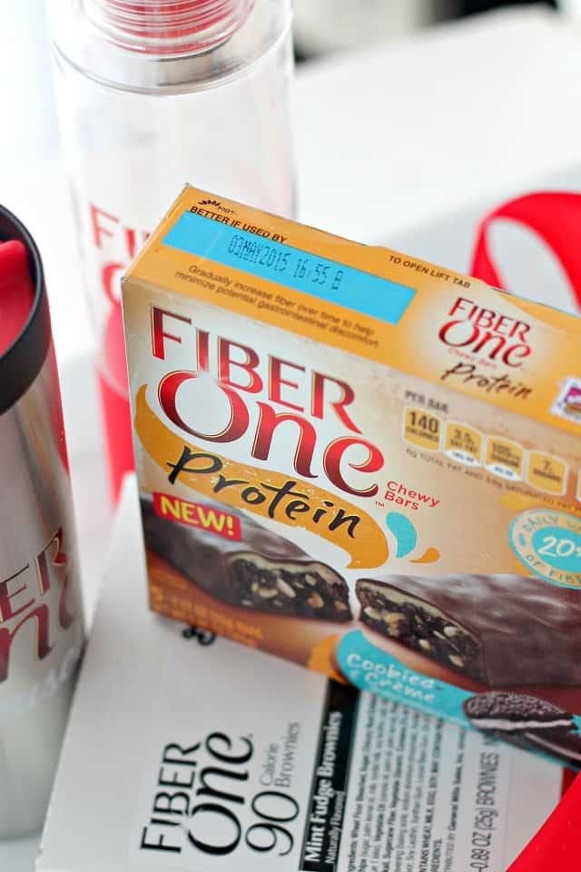 Fiber One Protein Bars | www.diethood.com