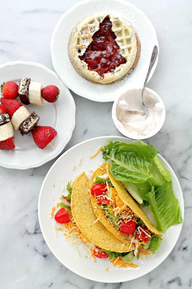 Lunch Ideas | www.diethood.com