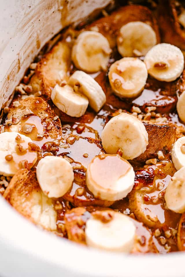 French Toast In Crock Pot Recipe