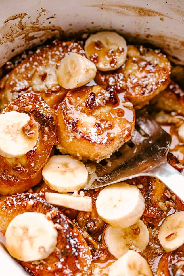 Easy Banana French Toast Recipe