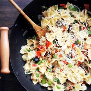 Italian Stir Fry