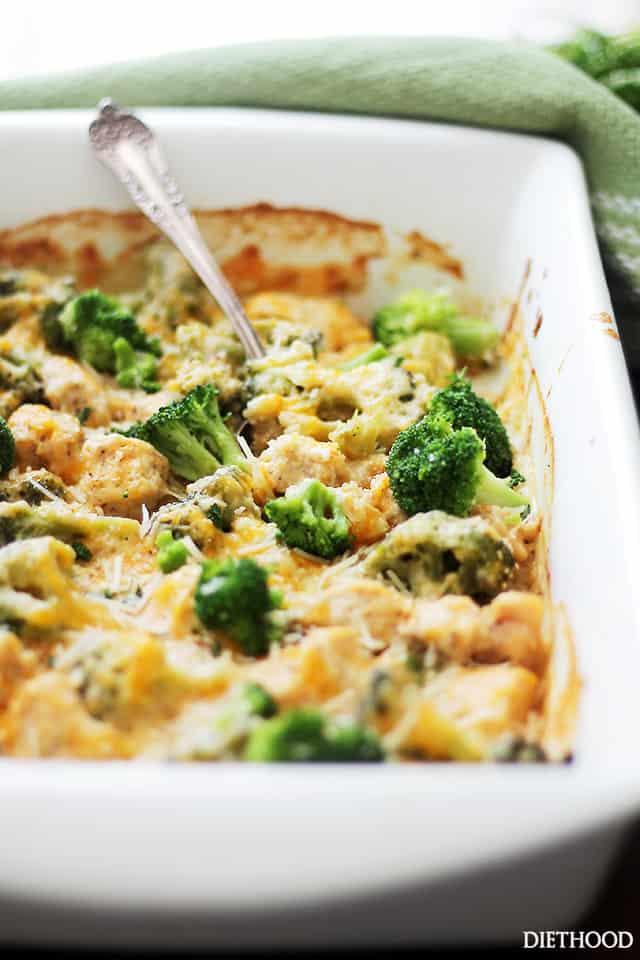 Broccoli Cake Recipe