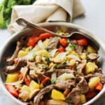 Picture of Steak and Potatoes Skillet