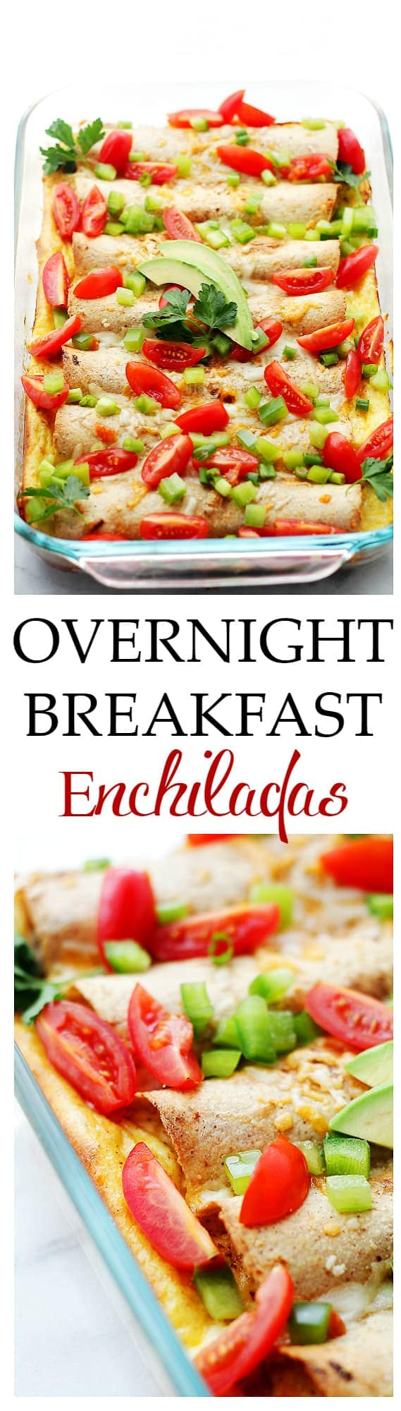 Overnight Breakfast Enchiladas Recipe | Diethood