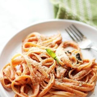 Creamy Tomato One Pot Pasta