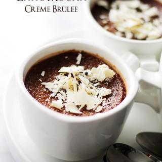 Caffe Mocha Creme Brulee