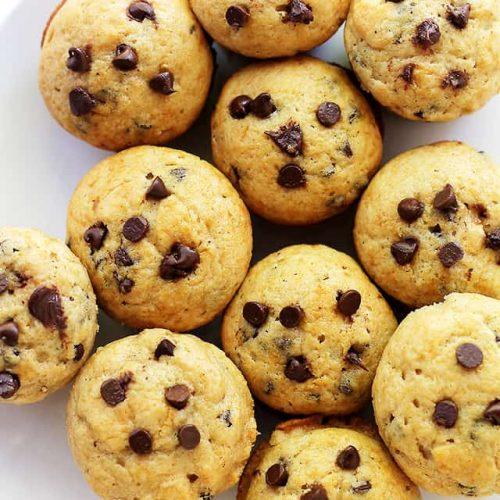 Chocolate chip muffin recipe 24