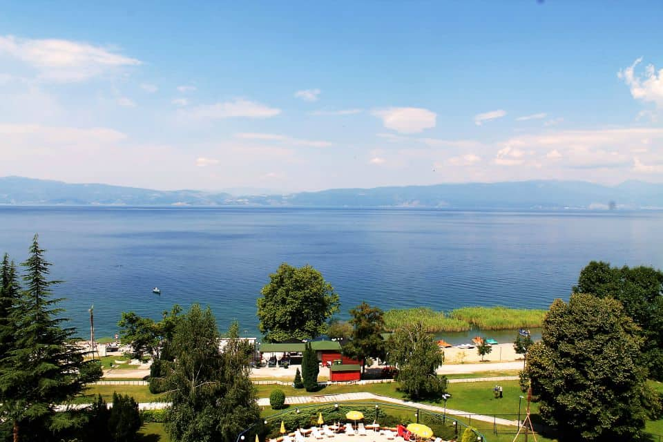 Ohrid, Macedonia at Bellevue