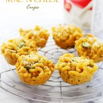 Jalapeno Macaroni and Cheese Cups (Dairy-Free)