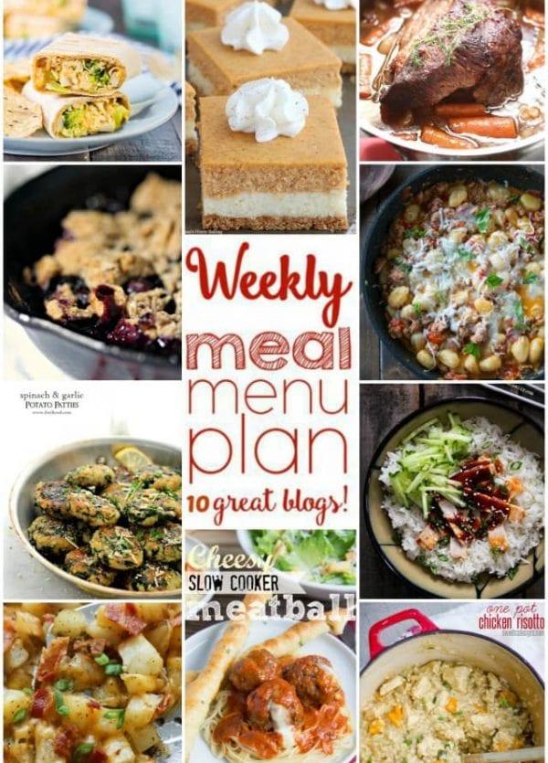 Meal Plan 8
