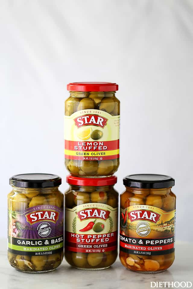 STAR Fine Foods Marinated Olives