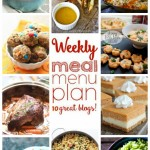 Weekly Meal Plan (Week 12)
