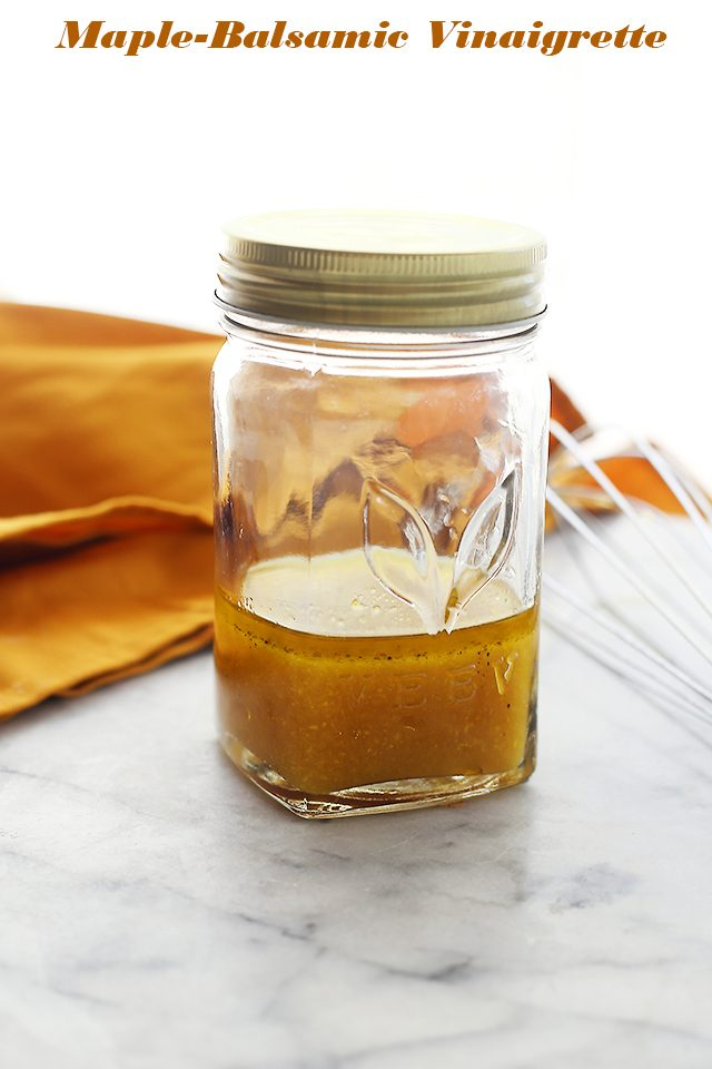 Homemade Vinaigrette Recipe