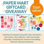 $250 Paper Mart Giveaway!