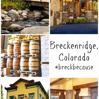 Food, Friends, and Travel ~ Breckenridge, Colorado