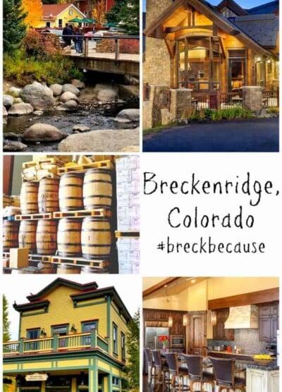 Food, Friends, and Travel - The Breckenridge, Colorado Edition!