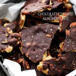 Chocolate Covered Almond Toffee