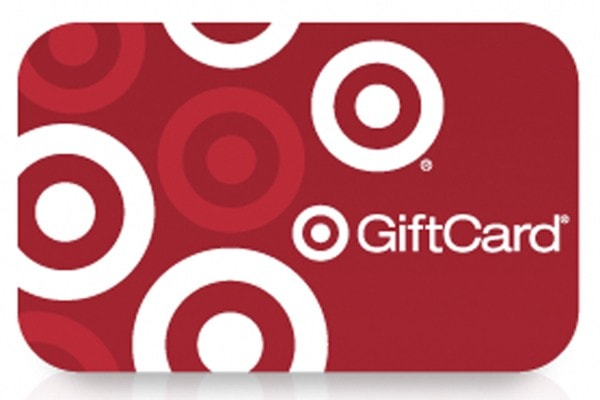 Enter for a chance to win a $100 Target Gift Card!
