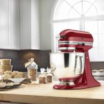KitchenAid 5-Quart Stand Mixer Giveaway!
