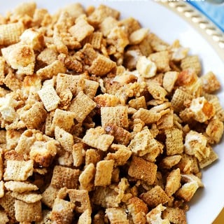 White Chocolate Truffles Avalanche Chex Mix