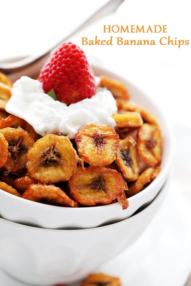 Baked banana recipes easy