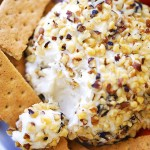 White Chocolate Cheeseball