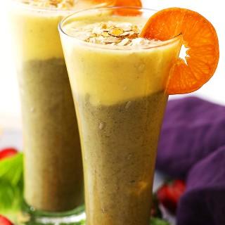 Fruit Salad Smoothie Recipe