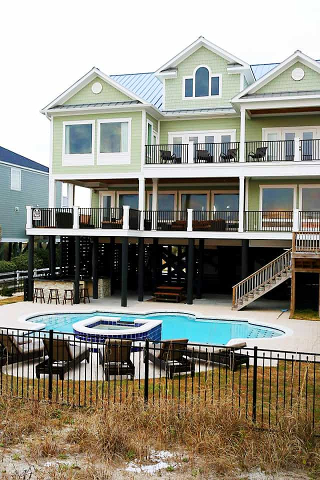 House Myrtle Beach The Sanctuary