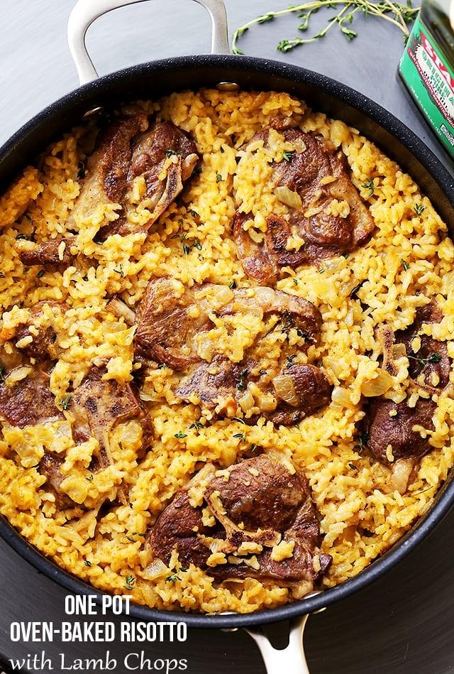 Lamb chops recipes easy