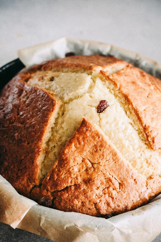 how to make soda bread, irish bread, st. patrick's day recipes