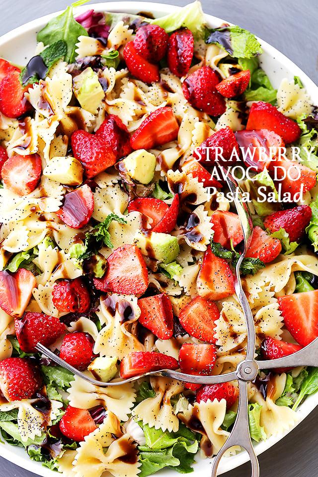 Chicken And Bowtie Pasta Salad