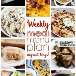 WEEKLY MEAL PLAN (WEEK 39)