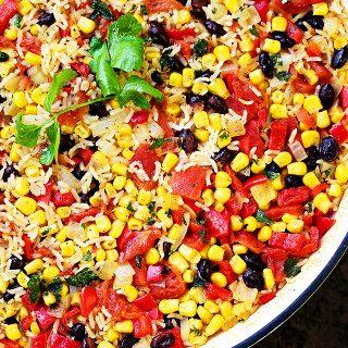 Fiesta Rice Recipe