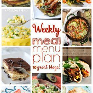 WEEKLY MEAL PLAN (WEEK 46)