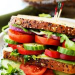 Panzanella Sandwich + $100 Visa Gift Card Giveaway