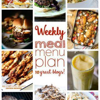 WEEKLY MEAL PLAN (WEEK 50)